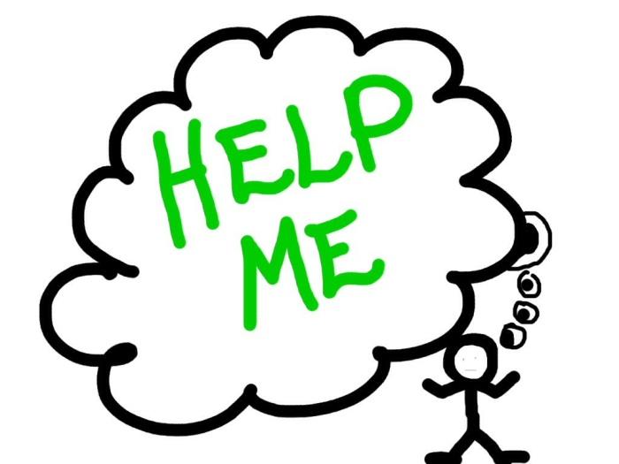 Help Me - Dear Fellow Bloggers