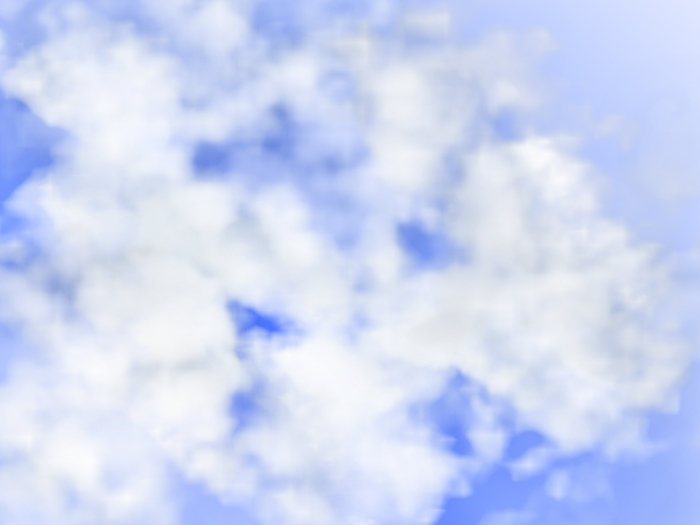 Designing Fluffy Clouds in Photoshop CS6