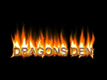 Dragons-Den-Fire-Text-Example-